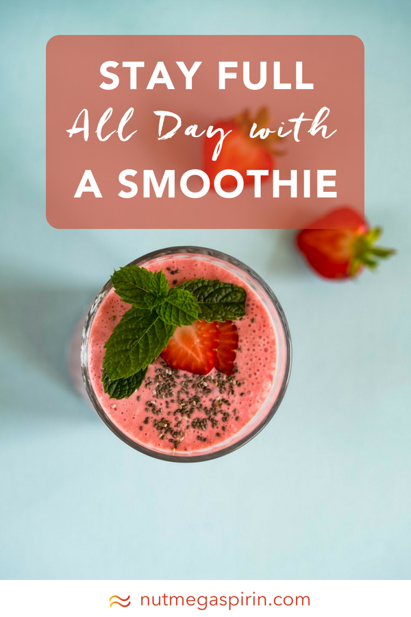 An Alkaline Smoothie That Fights Cancer and Satiates