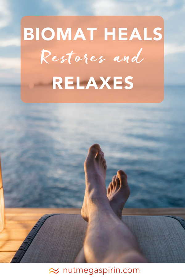 BioMat Heals, Restores and Relaxes
