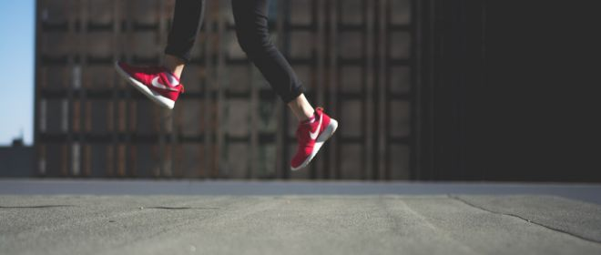 Boost Your Energy by Jumping for 1 Minute