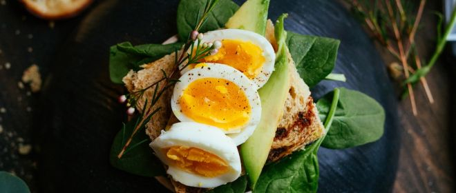 Power Your Morning with Avocado Toast