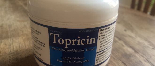 Topricin Cream for Joint & Muscle Pain