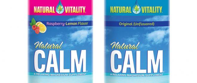 Calm magnesium for migraine prevention